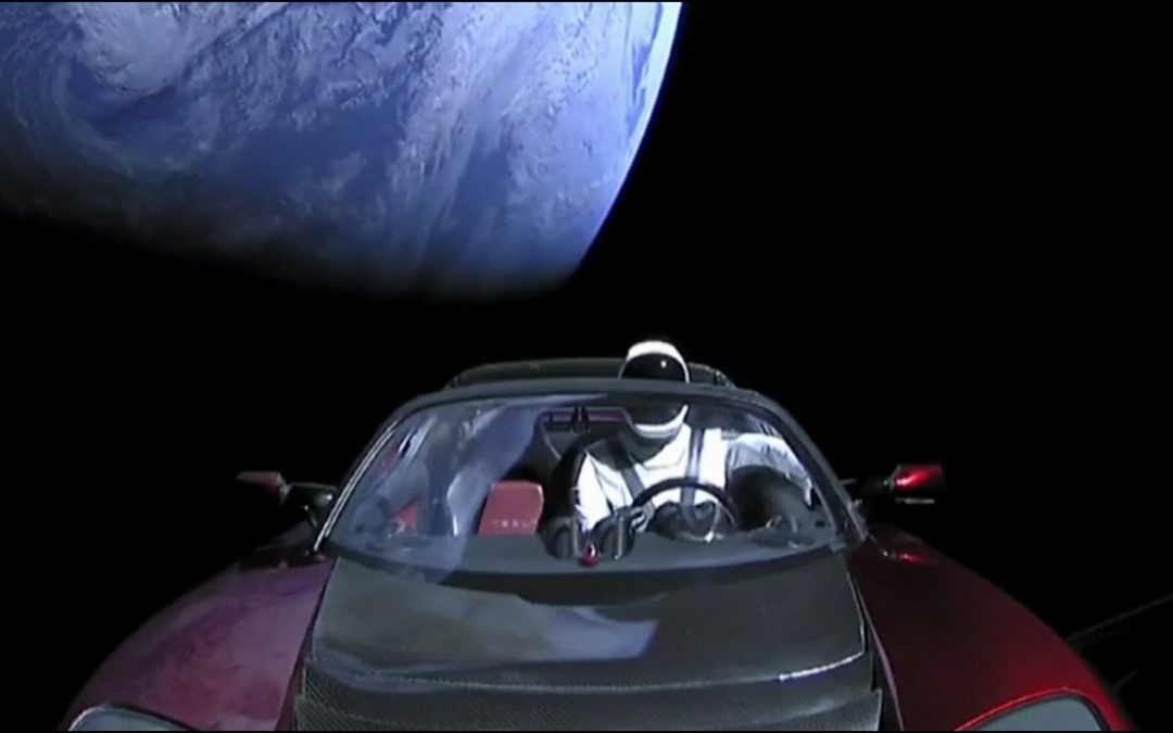 SpaceX CEO Elon Musk dream comes true